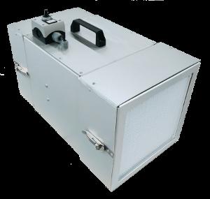 HYGREX CLEANAIR LR300 - Mobiler Raumluftreiniger